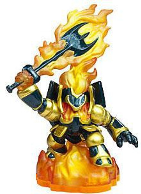 Skylanders Giants Ignitor Figure [Legendary Loose]