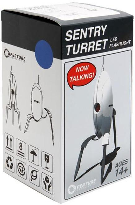 Portal 2 Turret LED Flashlight