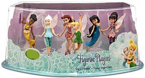 Disney Fairies Secret of the Wings Figurine Playset Exclusive