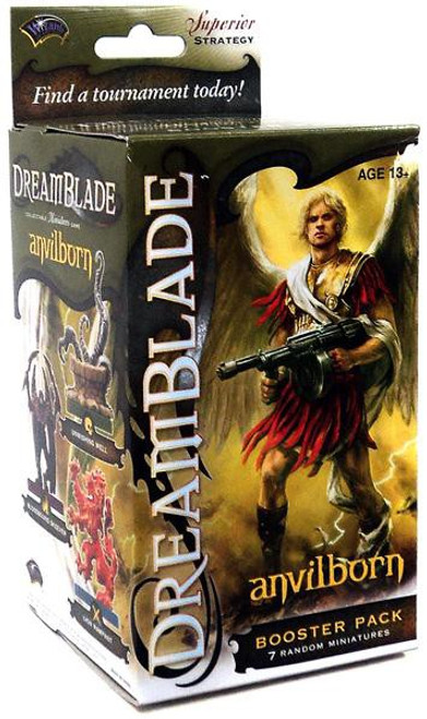Dreamblade Miniature Game Anvilborn Booster Pack