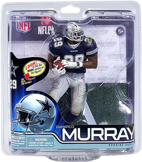 McFarlane Toys NFL Dallas Cowboys Sports Picks Series 31 DeMarco Murray Action Figure [Blue Jersey]