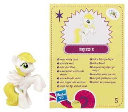 My Little Pony Series 4 Breezie 2-Inch PVC Figure