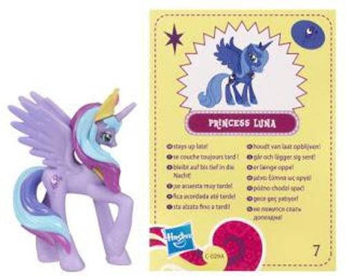 My Little Pony Series 4 Princess Luna 2-Inch PVC Figure