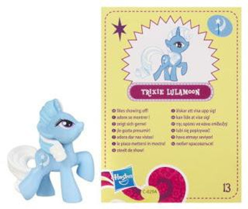 My Little Pony Series 4 Trixie Lulamoon 2-Inch PVC Figure