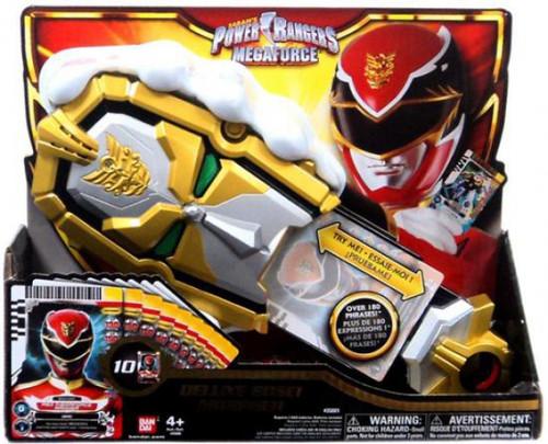 Power Rangers Megaforce Deluxe Gosei Morpher Roleplay Toy