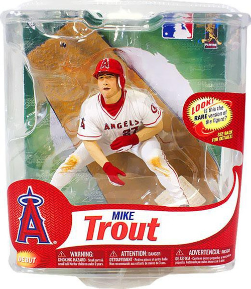 McFarlane Toys MLB Anaheim Angels Sports Picks Series 31 Mike Trout Action Figure [Normal Base]