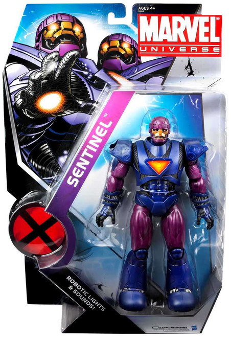 Marvel Universe Sentinel Exclusive Action Figure