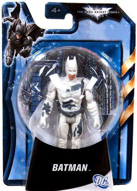The Dark Knight Rises Batman Exclusive Action Figure [Holiday]