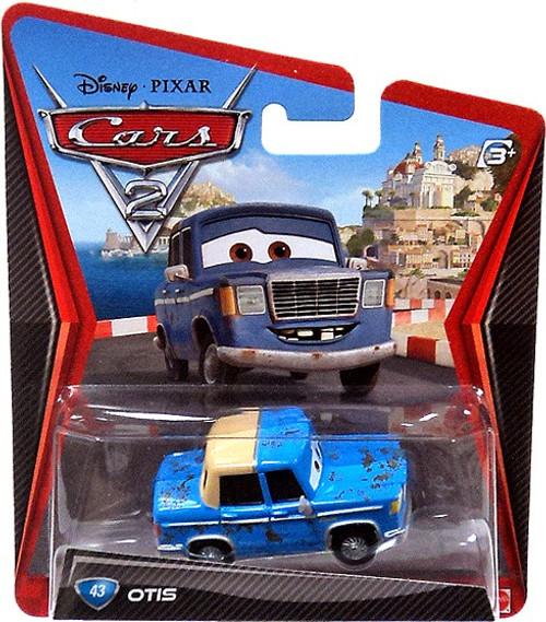 Disney / Pixar Cars Cars 2 Main Series Otis Diecast Car