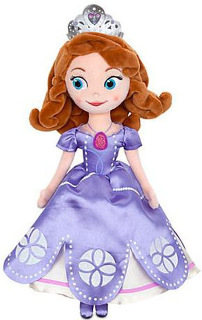 Disney Sofia the First Sofia Exclusive 13-Inch Plush Doll