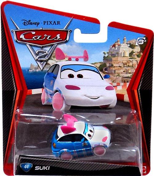Disney / Pixar Cars Cars 2 Main Series Suki Diecast Car
