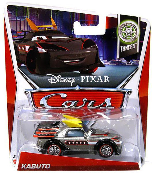 Disney / Pixar Cars Series 3 Kabuto Diecast Car