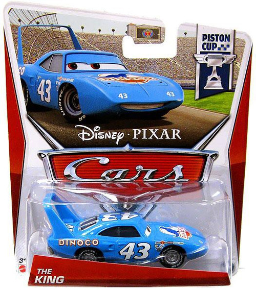 Disney / Pixar Cars Series 3 The King Diecast Car