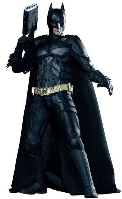 Batman The Dark Knight Rises Movie Masterpiece Deluxe Bruce Wayne Collectible Figure DX-12