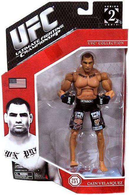 UFC Collection Exclusives Series 2 Cain Velasquez Exclusive Action Figure
