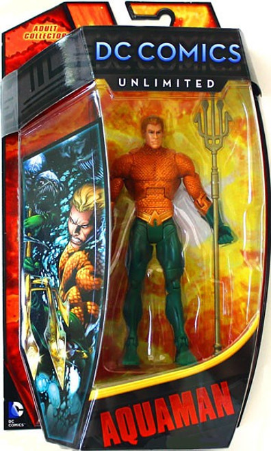The New 52 DC Comics Unlimited Series 3 Aquaman Action Figure