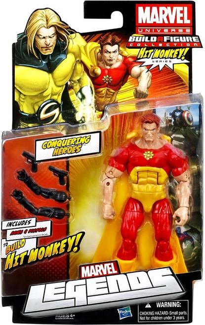 Marvel Legends Hit Monkey Series Hyperion Action Figure