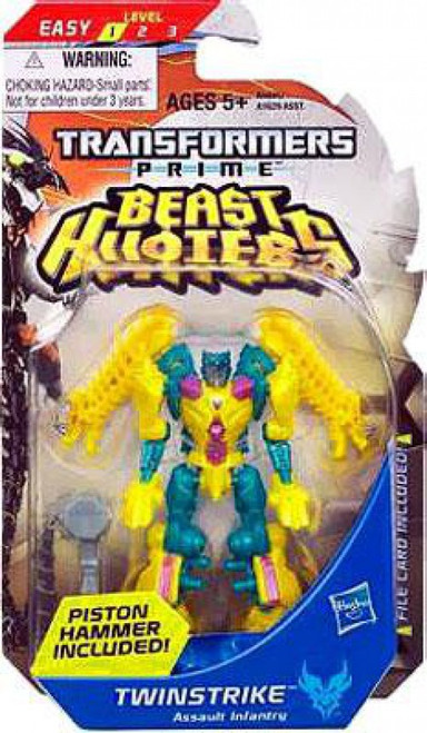 Transformers Prime Beast Hunters Twinstrike Legion Action Figure