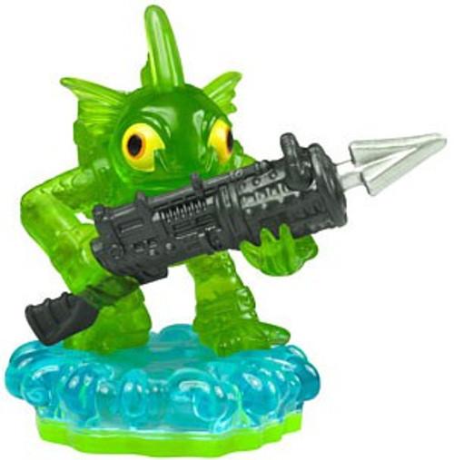 Skylanders Gill Grunt Figure [Translucent Green Armor Loose]
