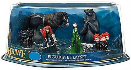 Disney / Pixar Brave Figurine Playset Exclusive