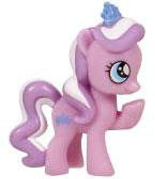 My Little Pony Friendship is Magic 2 Inch Diamond Dazzle Tiara PVC Figure
