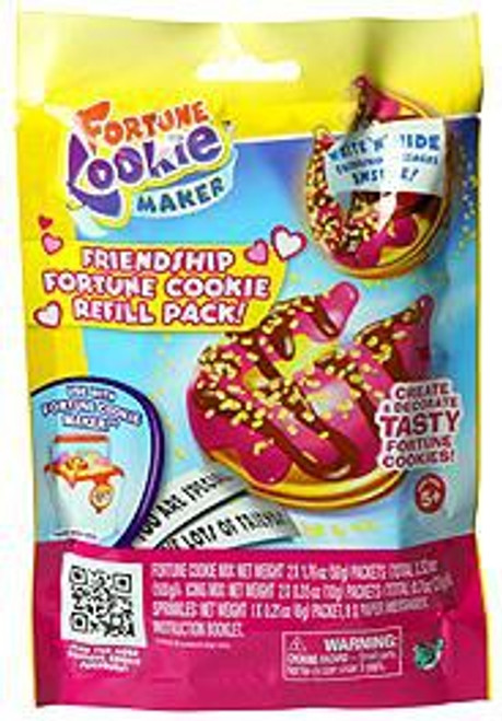 Fortune Cookie Maker Friendship Refill Pack