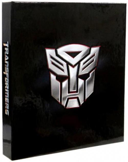 Transformers Dark of the Moon Autobots 9-Pocket Binder