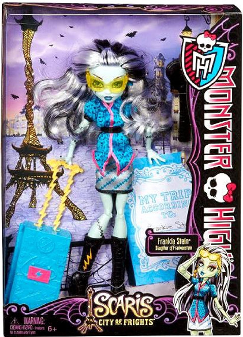 Monster High Scaris City of Frights Frankie Stein 10.5-Inch Doll