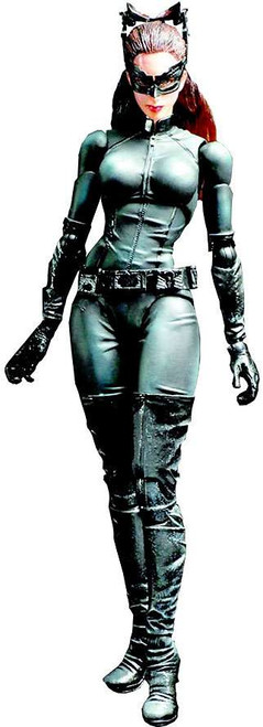 Batman Dark Knight Rises Play Arts Kai Series 2 Catwoman Action Figure #03 [Selina Kyle]