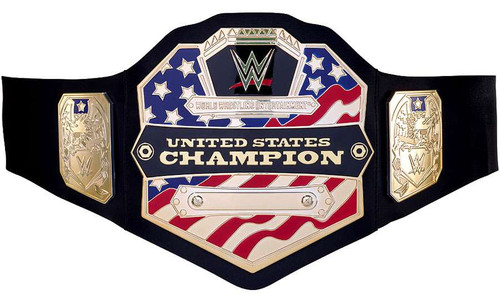 WWE Wrestling United States Championship Kids Replica Belt