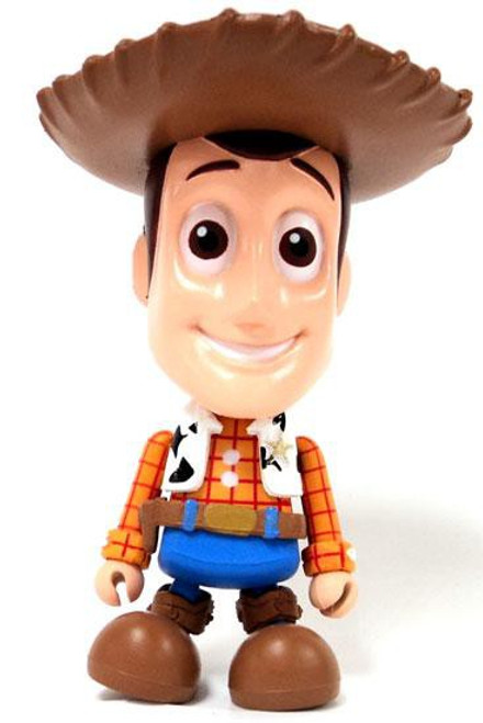 Toy Story Cosbaby Woody PVC Figure