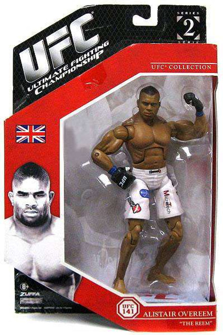 UFC Collection Exclusives Series 2 Alistair Overeem Exclusive Action Figure