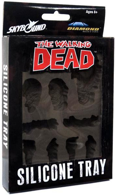 The Walking Dead Silicone Ice Tray