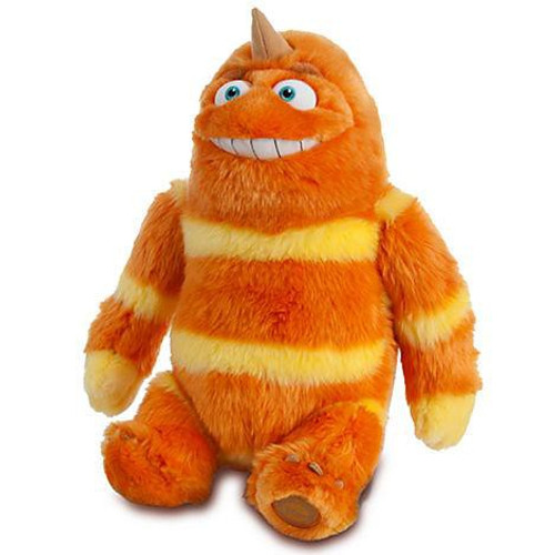 Disney / Pixar Monsters Inc George Sanderson Exclusive 15-Inch Plush