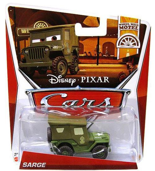 Disney / Pixar Cars Series 3 Sarge Diecast Car