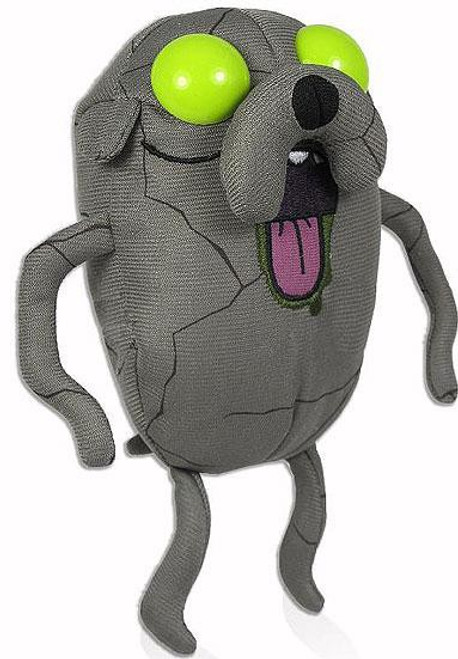 Adventure Time Zombie Jake Exclusive 7-Inch Plush