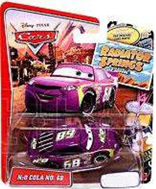 Disney / Pixar Cars Radiator Springs Classic N2O Cola Exclusive Diecast Car