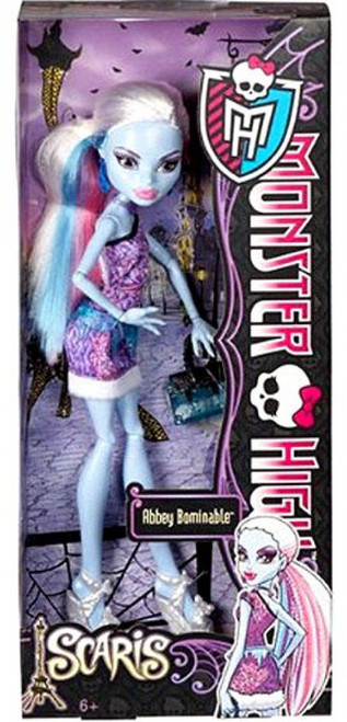 Monster High Scaris City of Frights Abbey Bominable 10.5-Inch Doll