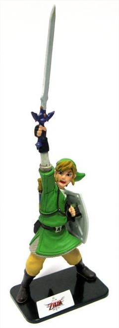 The Legend of Zelda Series Collection Link 3-Inch PVC Figure [Skyward Sword Loose]