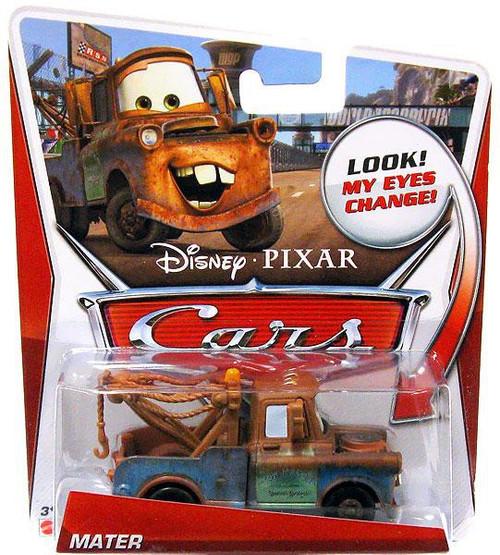 Disney / Pixar Cars Lenticular Eyes Series 3 Mater Diecast Car