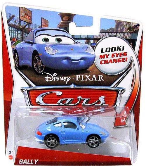 Disney / Pixar Cars Lenticular Eyes Series 3 Sally Diecast Car