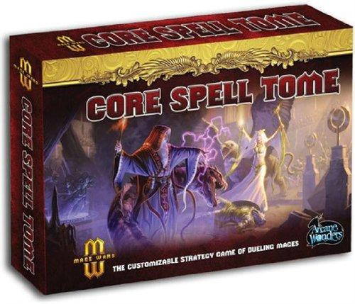 Mage Wars Core Spell Tome Board Game Expansion