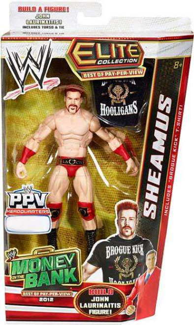 WWE Wrestling Elite Collection Best of Pay Per View Sheamus Exclusive Action Figure