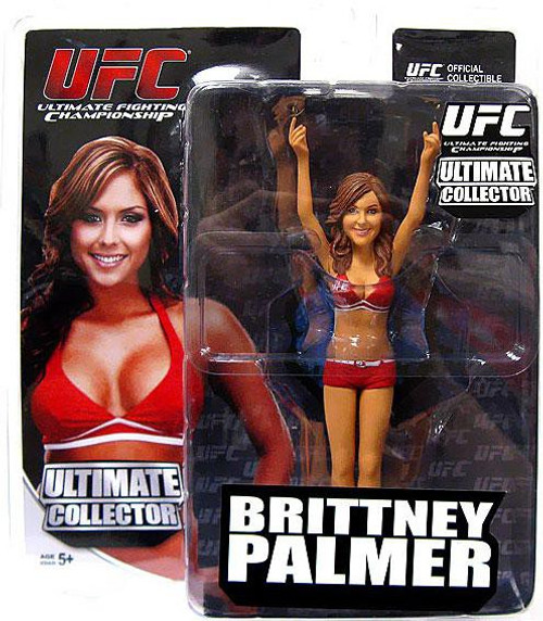 UFC Ultimate Collector Series 11 Brittney Palmer Action Figure [UFC]