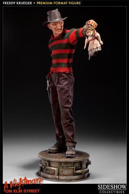 Nightmare on Elm Street Premium Format Freddy Krueger Statue