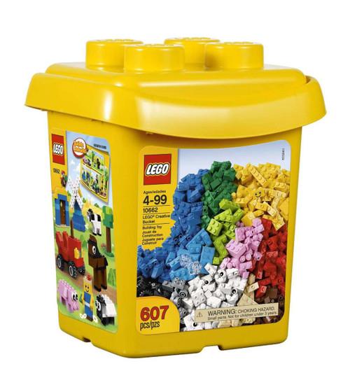 LEGO Creative Yellow Bucket Set #10662