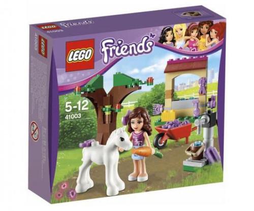 LEGO Friends Olivia's Newborn Foal Set #41003