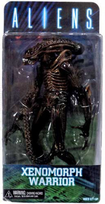 NECA Aliens Xenomorph Warrior Action Figure [Brown]