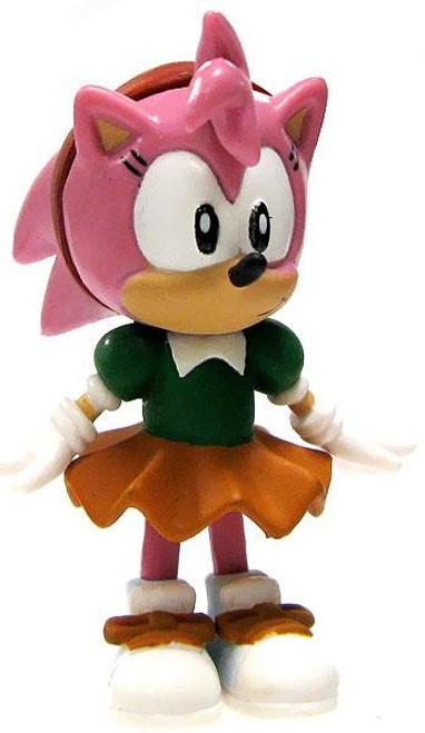 Sonic The Hedgehog Amy 2-Inch PVC Figure [Loose]