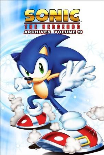 Sonic The Hedgehog Archives Volume 19 Trade Paperback